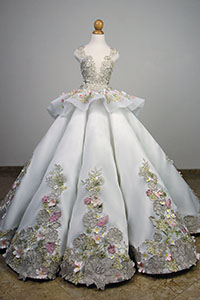 How To Sew Wedding Dresses Corset Evening Gowns Sewing