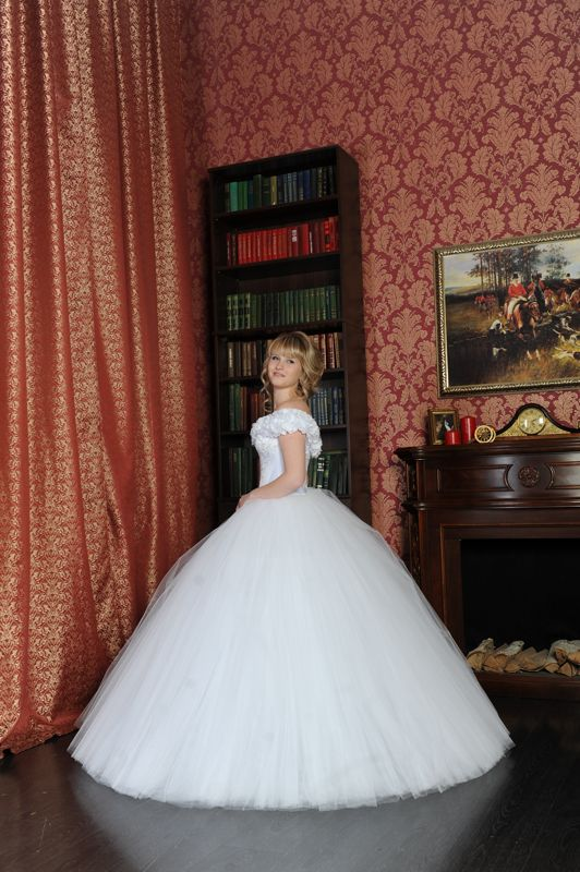 How to sew princess/ball gown wedding skirt DIY sewing tutorial ...